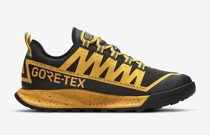 Nike ACG Air Nasu Gore-Tex Black Laser Orange CW6020-001 03