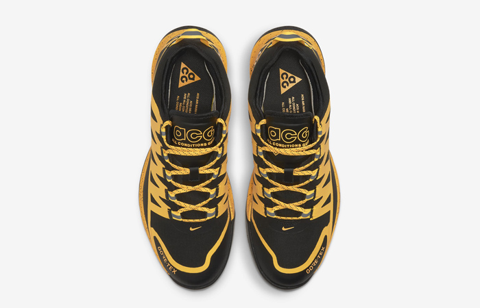Nike ACG Air Nasu Gore-Tex Black Laser Orange CW6020-001 04