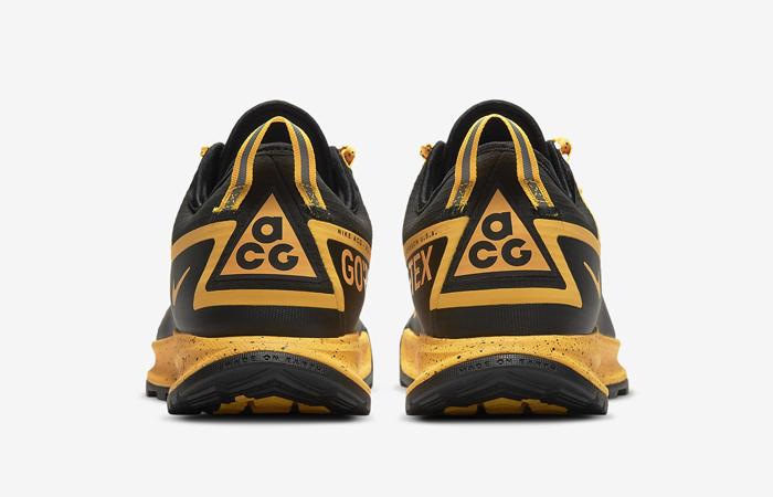 Nike ACG Air Nasu Gore-Tex Black Laser Orange CW6020-001 05