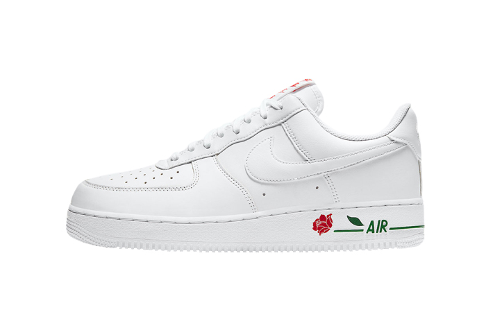 Nike Air Force 1 07 LX Low White CU6312-100 01