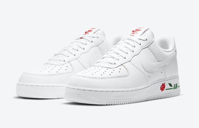 Nike Air Force 1 07 LX Low White CU6312-100 01