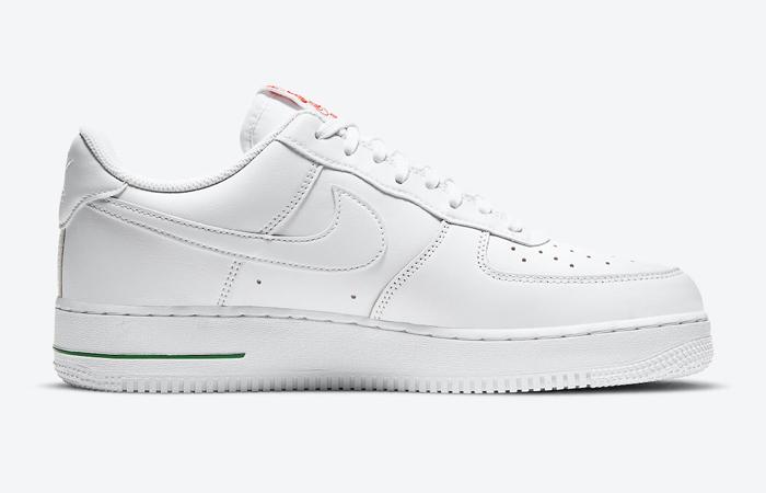 Nike Air Force 1 07 LX Low White CU6312-100 03
