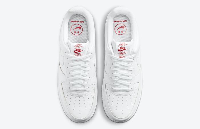 Nike Air Force 1 07 LX Low White CU6312-100 04