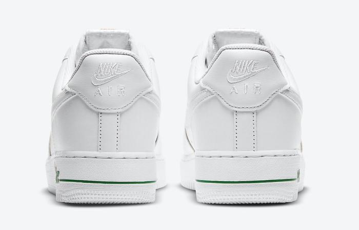 Nike Air Force 1 07 LX Low White CU6312-100 05