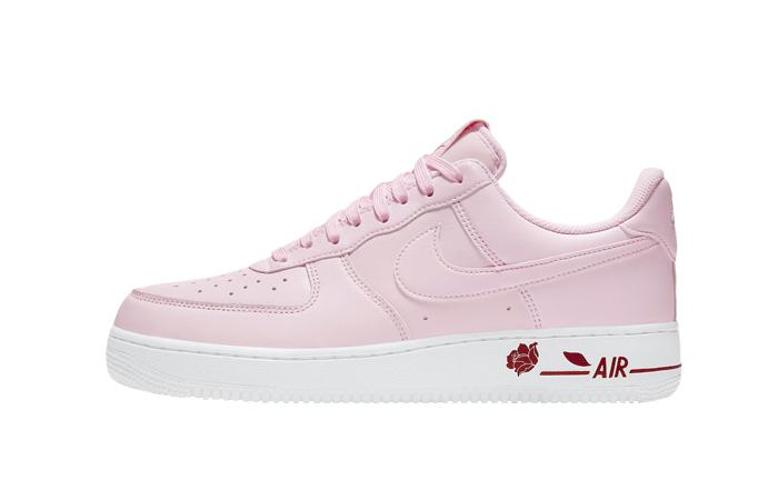 Nike Air Force 1 07 LX Pink Foam CU6312-600 01