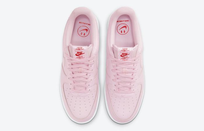 Nike Air Force 1 07 LX Pink Foam CU6312-600 04