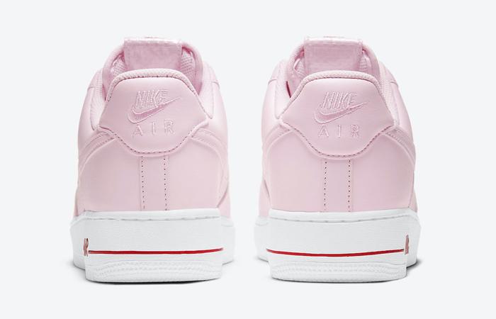 Nike Air Force 1 07 LX Pink Foam CU6312-600 05
