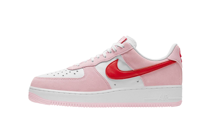 Nike Air Force 1 07 Low Valentines Day Tulip Pink DD3384-600 01