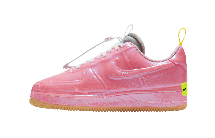 Nike Air Force 1 Experimental Racer Pink Arctic Punch CV1754-600 01
