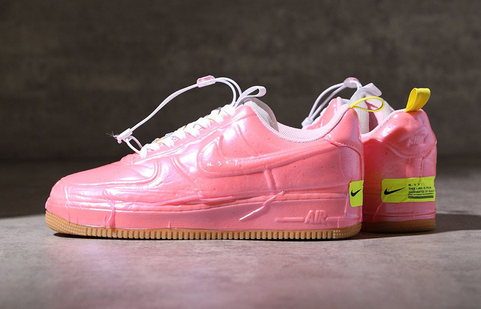 Nike Air Force 1 Experimental Racer Pink Arctic Punch CV1754-600 02