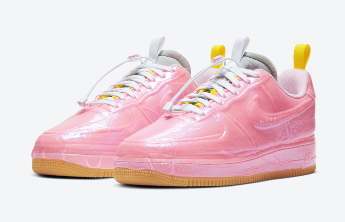 Nike Air Force 1 Experimental Racer Pink Arctic Punch CV1754-600 04