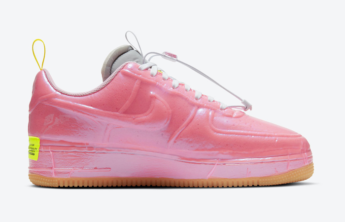 Nike Air Force 1 Experimental Racer Pink Arctic Punch CV1754-600 05