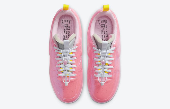 Nike Air Force 1 Experimental Racer Pink Arctic Punch CV1754-600 06