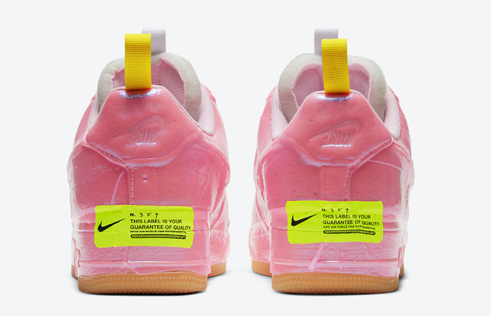 Nike Air Force 1 Experimental Racer Pink Arctic Punch CV1754-600 08