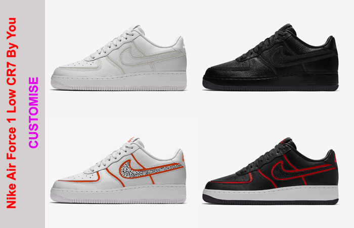 Nike Air Force 1 Low CR7 By You DD3746-991 02