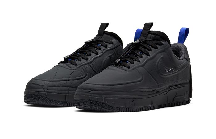 Nike Air Force 1 Low Experimental Black CV1754-001 02