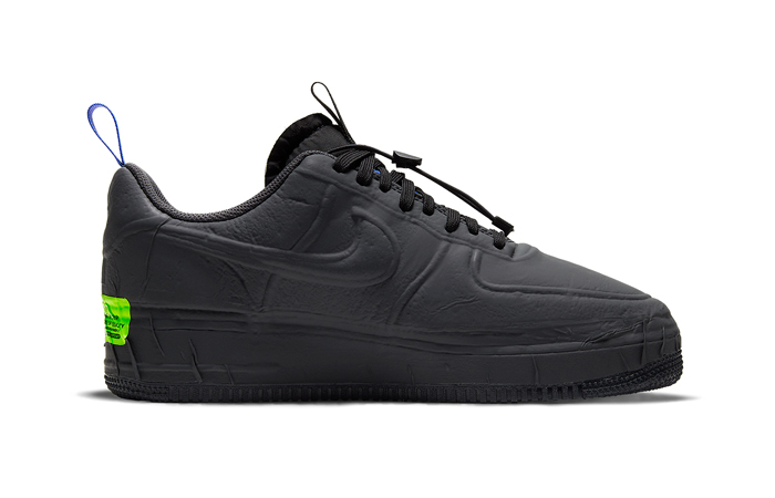 Nike Air Force 1 Low Experimental Black CV1754-001 03