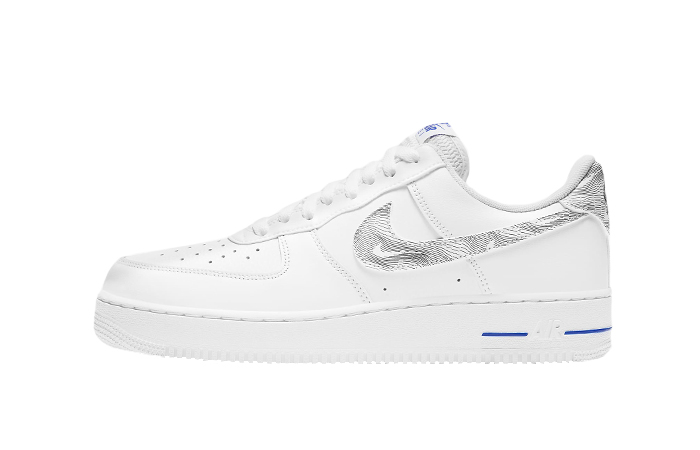 Nike Air Force 1 Low Topography Pack White Racer Blue DH3941-101 01