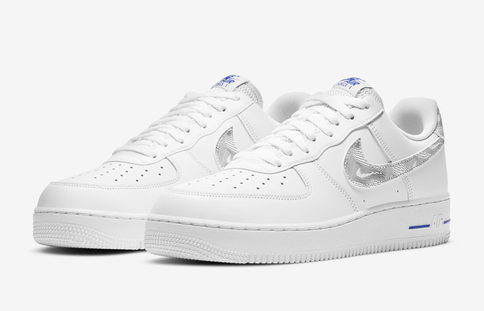 Nike Air Force 1 Low Topography Pack White Racer Blue DH3941-101 02