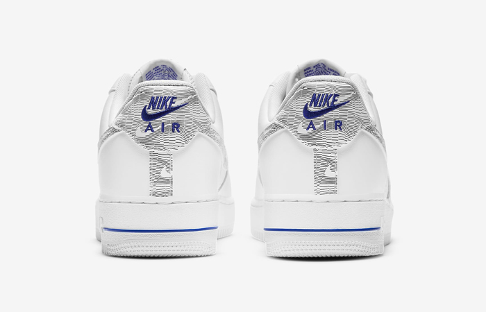 Nike Air Force 1 Low Topography Pack White Racer Blue DH3941-101 05