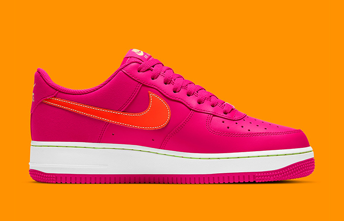 Nike Air Force 1 World Tour Magenta White DD9540-600 03