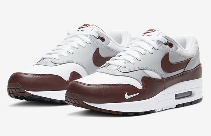 Nike Air Max 1 Premium Mystic Dates Brown Leather DB5074-101 02