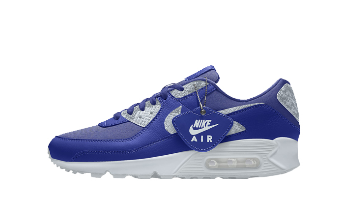 Nike Air Max 90 Premium By You Multi Womens DJ3605-991 01
