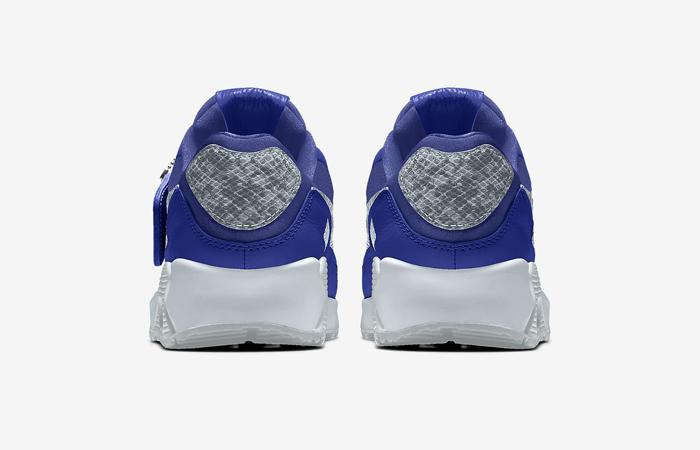 Nike Air Max 90 Premium By You Multi Womens DJ3605-991 06