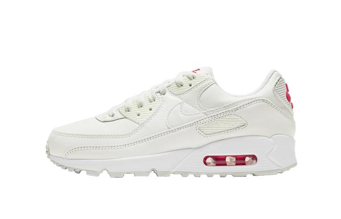 Nike Air Max 90 White CV8819-102 01