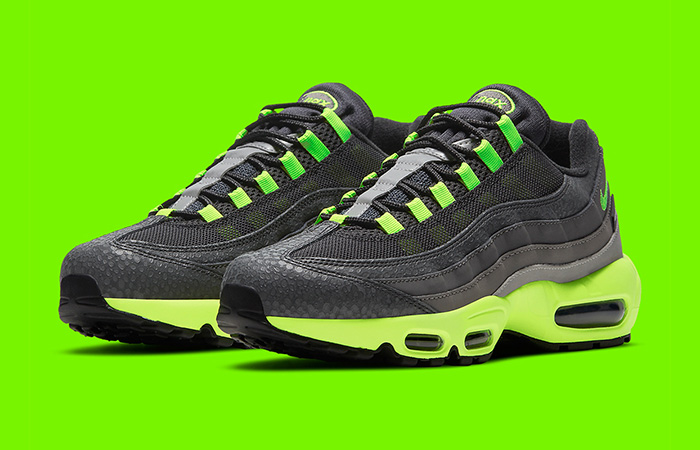 Nike Air Max 95 Kiss My Airs Black Lime Green DJ4627-001 02