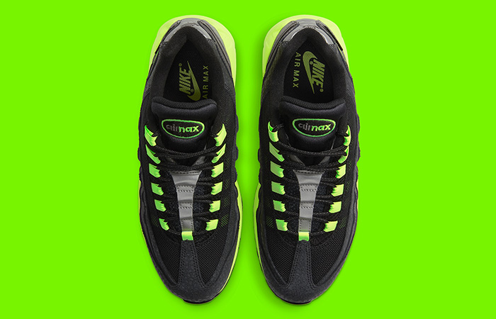 Nike Air Max 95 Kiss My Airs Black Lime Green DJ4627-001 04