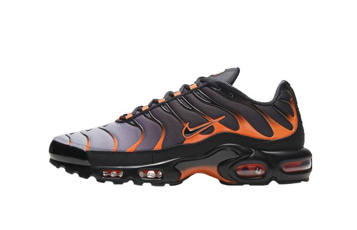 Nike Air Max Plus Black Team Orange DD7111-002 01