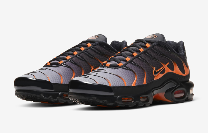 Nike Air Max Plus Black Team Orange DD7111-002 02