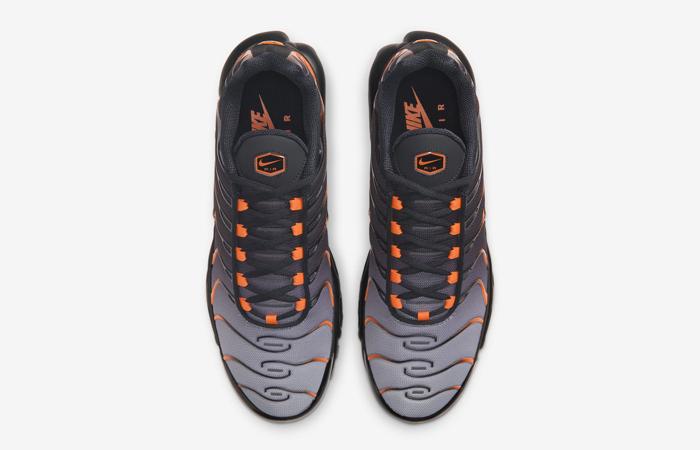 Nike Air Max Plus Black Team Orange DD7111-002 04