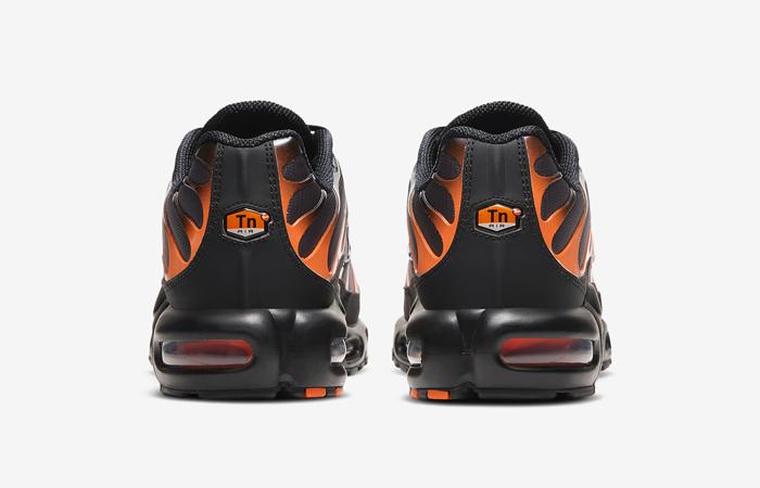 Nike Air Max Plus Black Team Orange DD7111-002 05