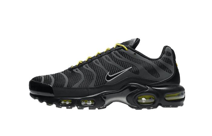 Nike TN Air Max Plus Black Yellow DD7112-002 01