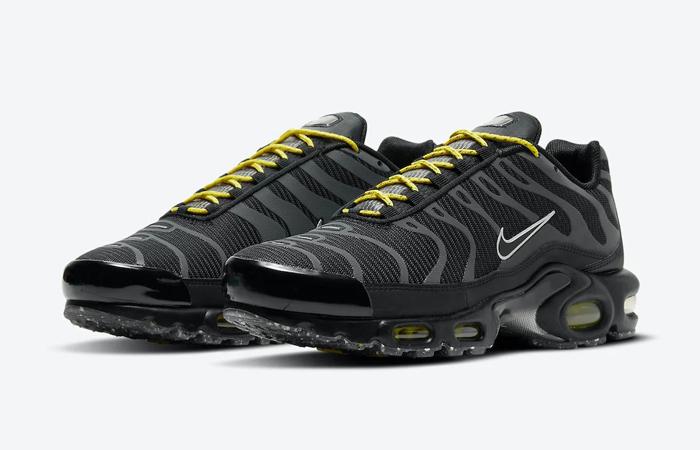 Nike Air Max Plus Black Yellow DD7112-002 02