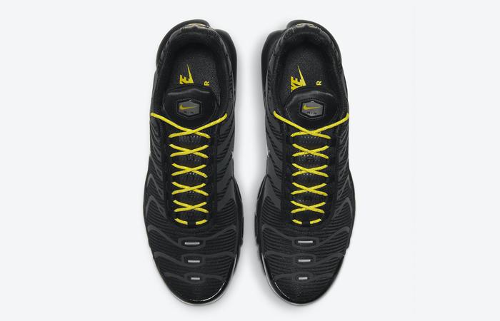 Nike Air Max Plus Black Yellow DD7112-002 04