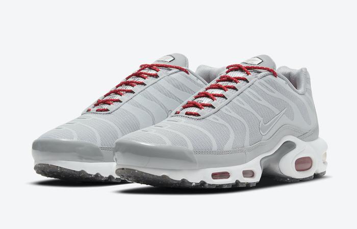 Nike Air Max Plus Grey Red DD7112-001 02