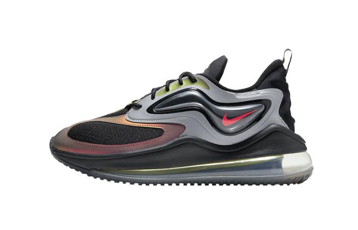 Nike Air Max Zephyr EOI Black Metallic Silver CV8834-001 01