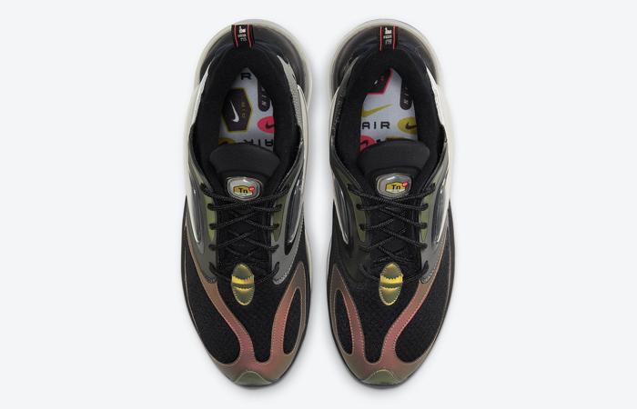 Nike Air Max Zephyr EOI Black Metallic Silver CV8834-001 07