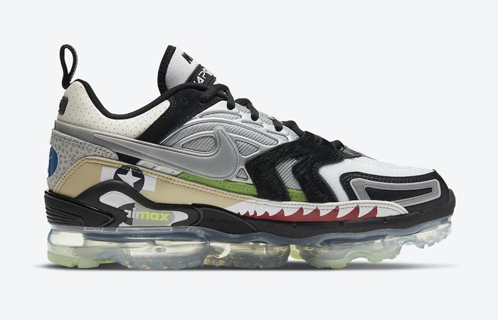 Nike Air Vapormax EVO NRG What The Black Metallic Silver DD3054-001 04