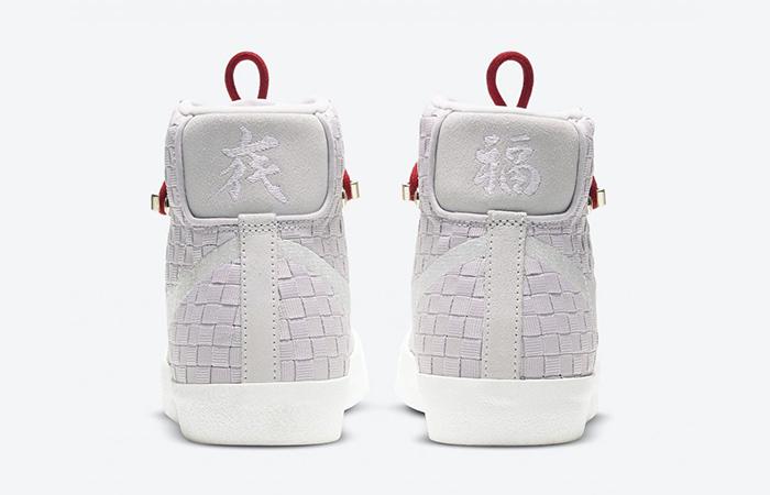 Nike Blazer Mid 77 Sashiko Barely Rose Red DD5402-078 05