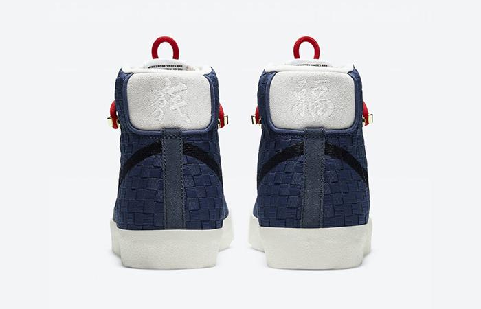 Nike Blazer Mid 77 Sashiko Midnight Navy Red DD5486-492 05