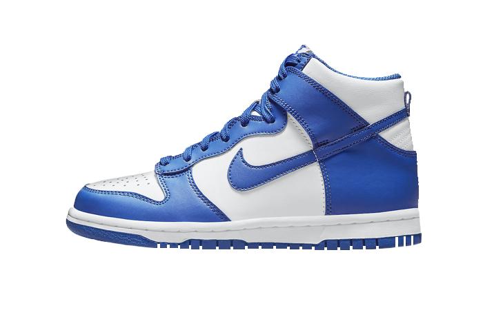 Nike Dunk High Game Royal White DD1399-102 01