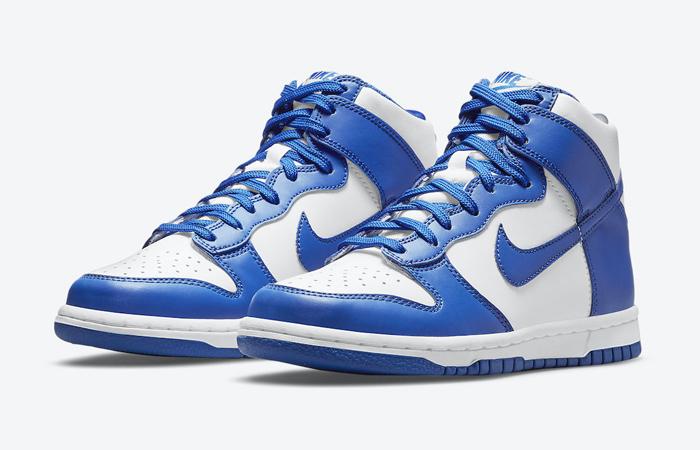 Nike Dunk High Game Royal White DD1399-102 02