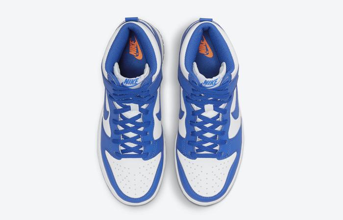 Nike Dunk High Game Royal White DD1399-102 04