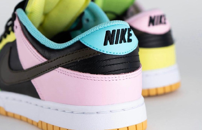 Nike Dunk Low Free 99 Pack Black Multi DH0952-001 04