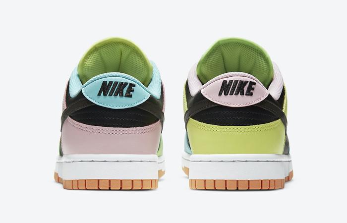 Nike Dunk Low Free 99 Pack Black Multi DH0952-001 08