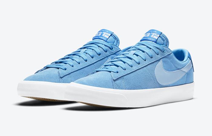Nike SB Blazer Low GT Blue White DC7695-400 02